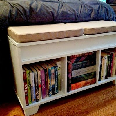 End Of Bed Chest From Bed Bath Beyond Perfect For Book Storage