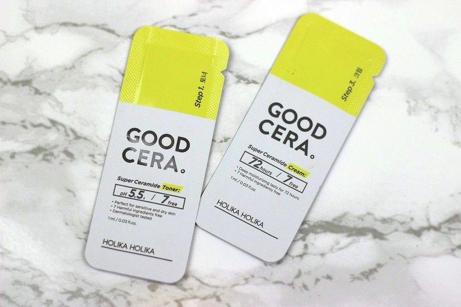 Minta Holika Holika Good Cera Super Ceramide Cream Toner