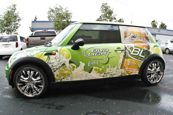Custom Signs Los Angeles Car Wraps Vehicle Wraps Decals