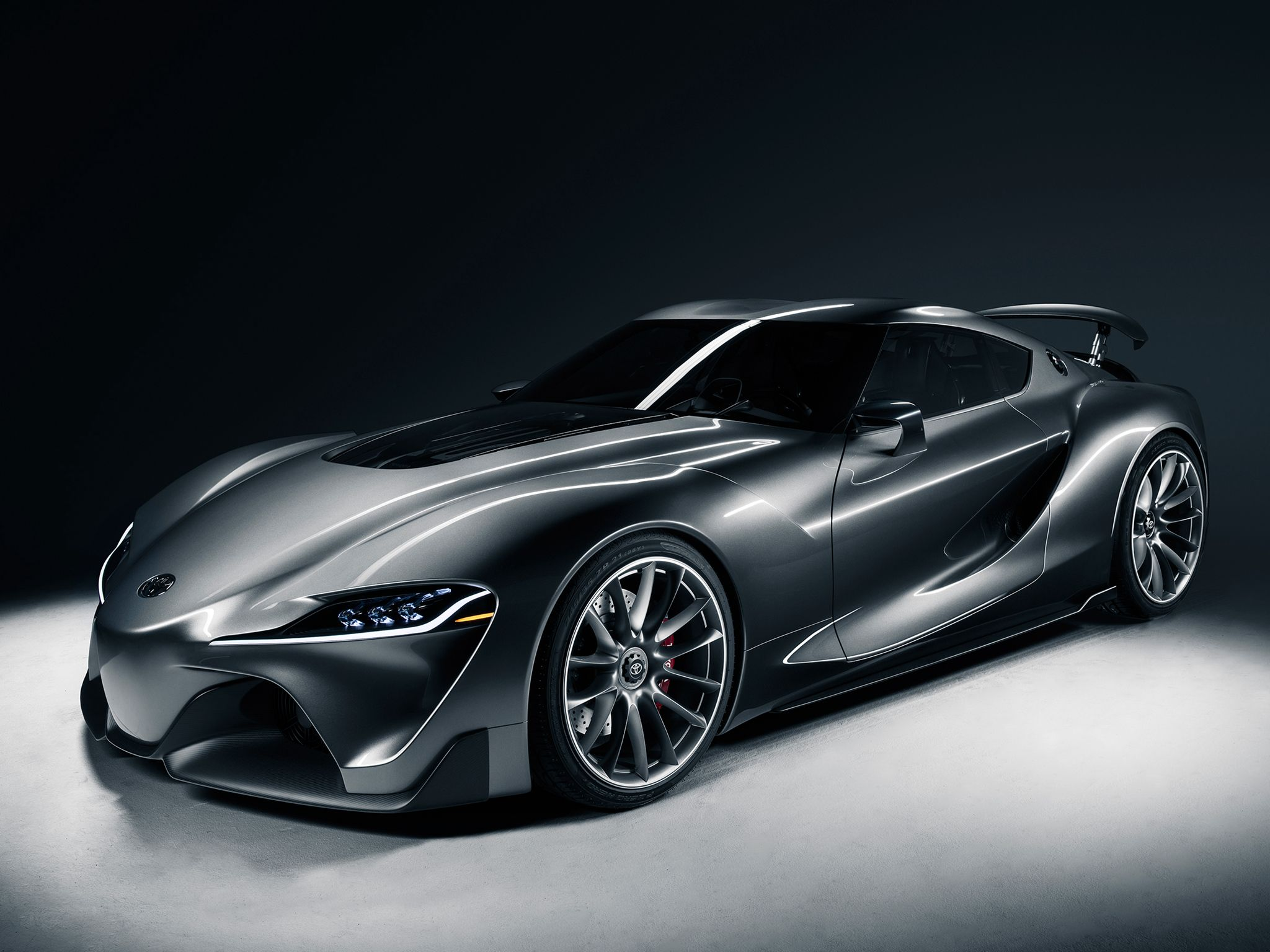 2014 Toyota Ft 1 Graphite Concept New Toyota Supra Concept Cars Super Cars 2014 toyota ft 1 vision gt 2