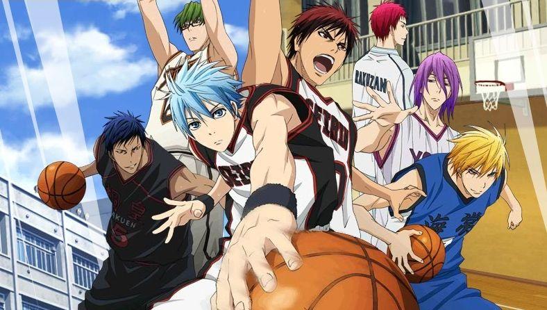 Kuroko No Basket Complete Eng Sub Kuroko Anime Kuroko No Basket