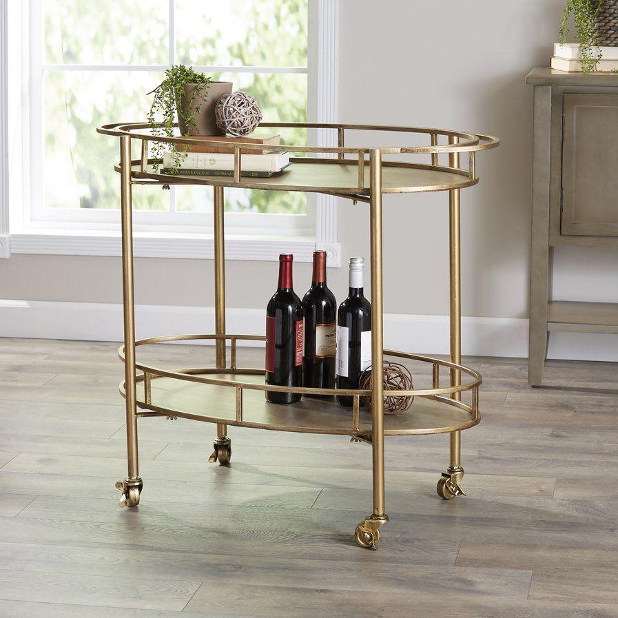 Whateley bar cart family room pinterest