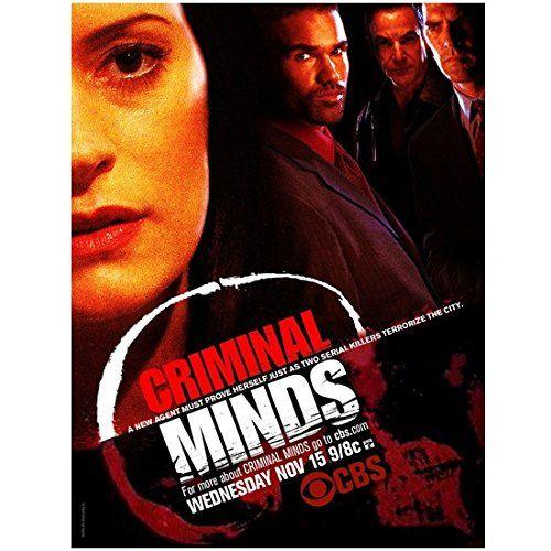 Criminal Minds 8 x 10 Photo CRIMINAL MINDS CBS Ad Mandy Patinkin, Thomas Gibson, Shemar Moore, Paget Brewster kn Photograph http://www.amazon.com/dp/B00T0T66N2/ref=cm_sw_r_pi_dp_cDoCvb1F7A55K