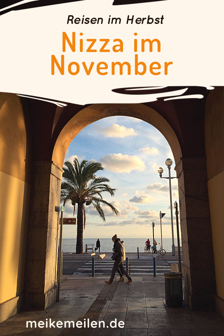 Nizza Im November