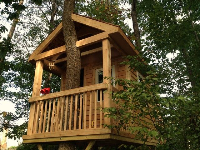 Simple Tree Houses To Build For Kids simple tree houses to build for kids inspiration decor 26903