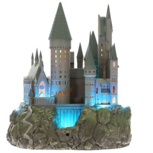 Harry Potter Christmas Tree Topper: 2019 Harry Potter - Hogwarts Castle Tree Topper
