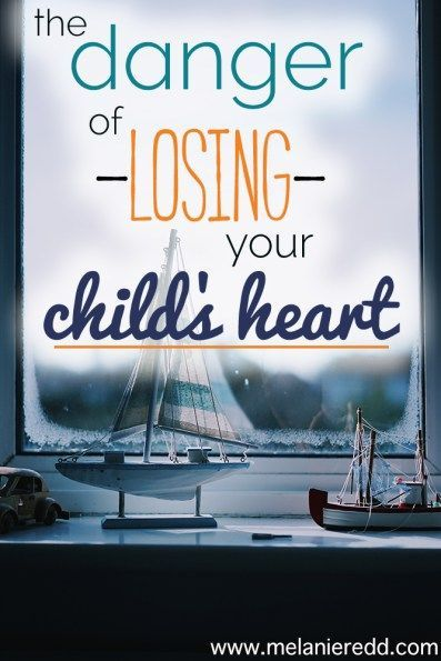 Photo of The Danger of Not Shepherding a Child's Heart – Melanie Redd