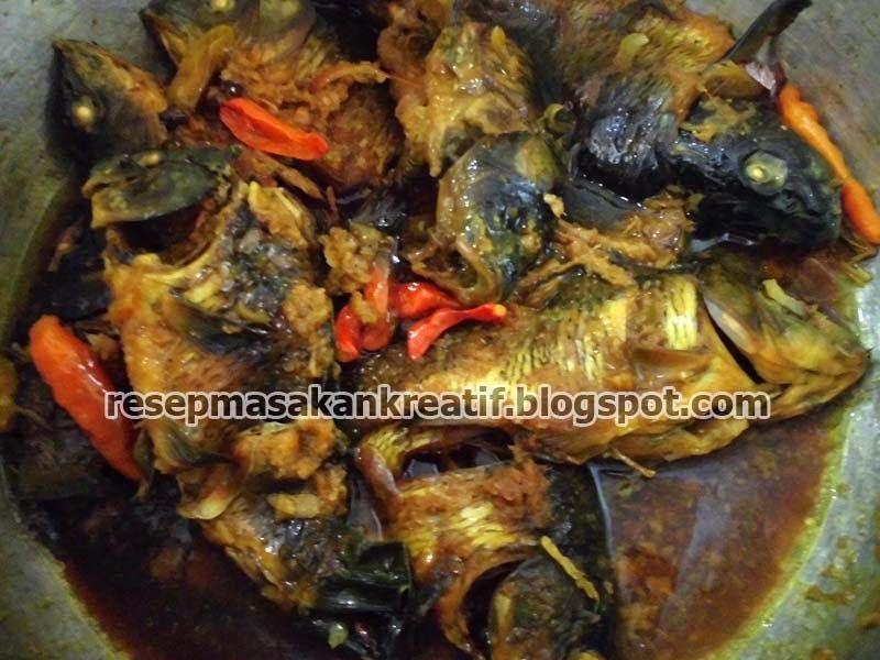 Resep Pindang Ikan Mas Presto Duri Lunak Resep Ikan Mas Resep Resep Ikan