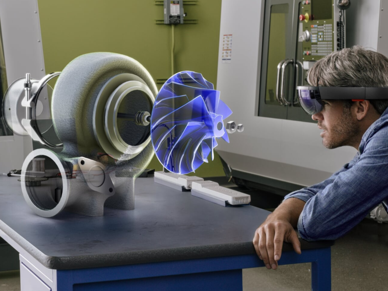 What HoloLens means for Microsoft and for the future of augmented reality - TechRepublic