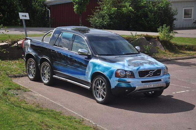 Volvo Xc90 Pickup Volvo Volvo Xc90 Volkswagen Cc