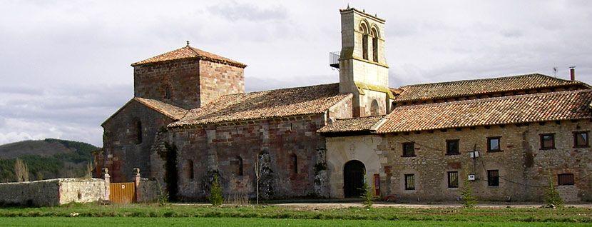 Santa María De Mave Palencia Monasterios Rurales Benedictino
