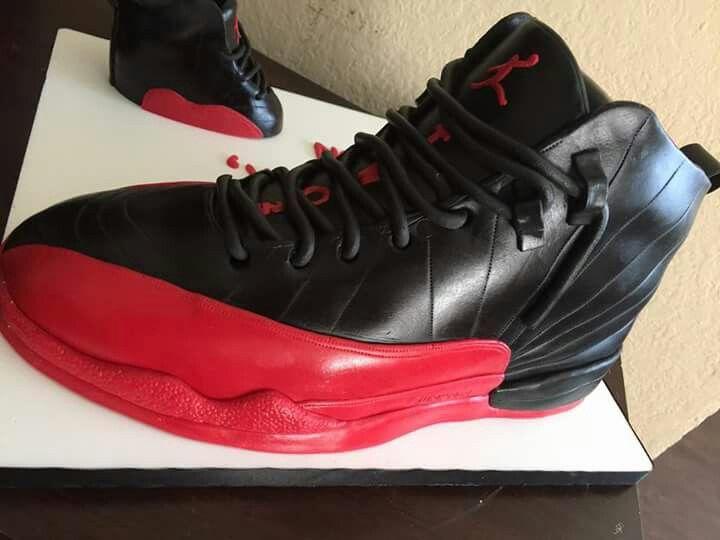 best cheap 75b02 9fb7e Jordan shoe cake