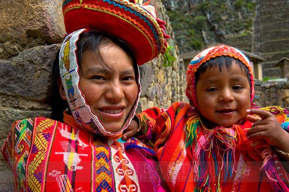 Ethnic Groups In Peru Jpg