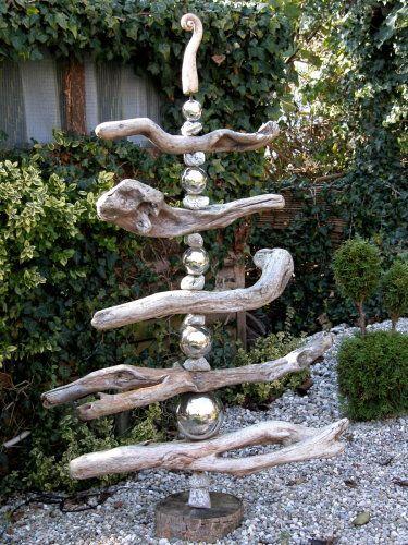 Gartendeko Kreatives Aus Der Natur Make It Leaf Garten Deko