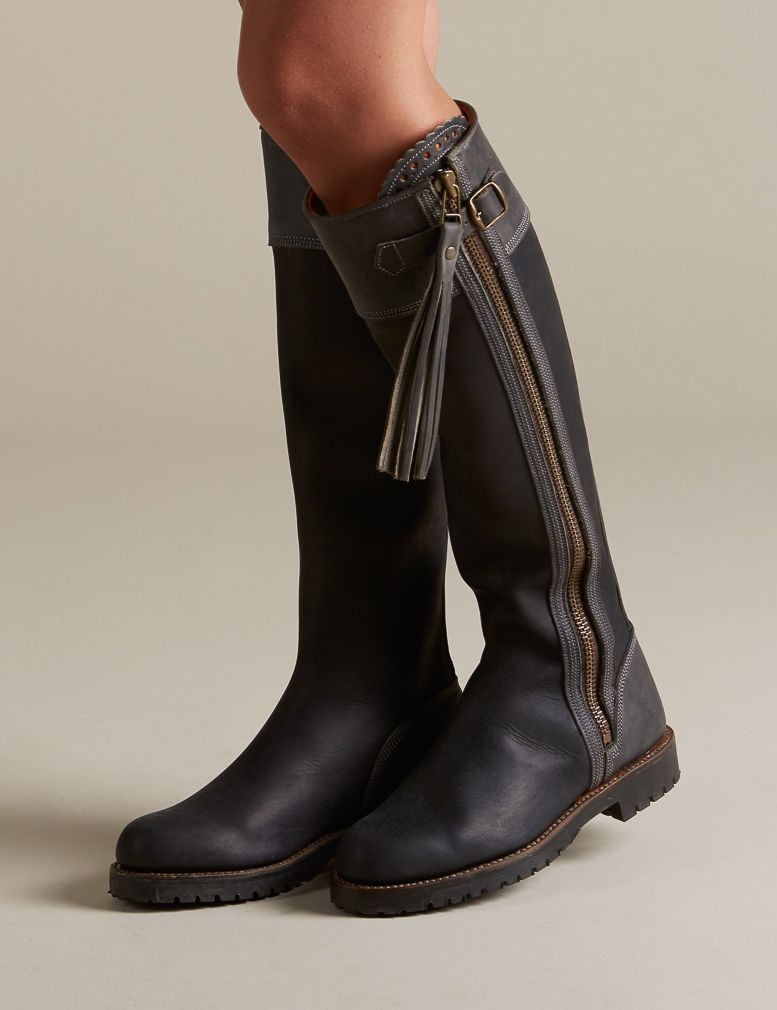 fff5c432118 Long tassel boot in 2019 | My Style Accessories | Boots, Dubarry ...