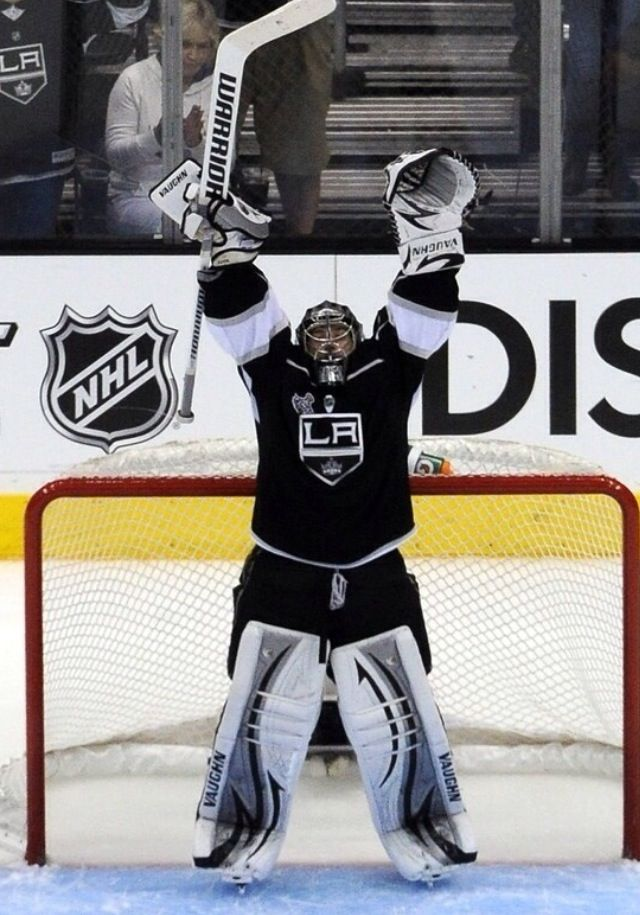 Johnathan Quick L A Kings La Kings Hockey Kings Hockey Hockey