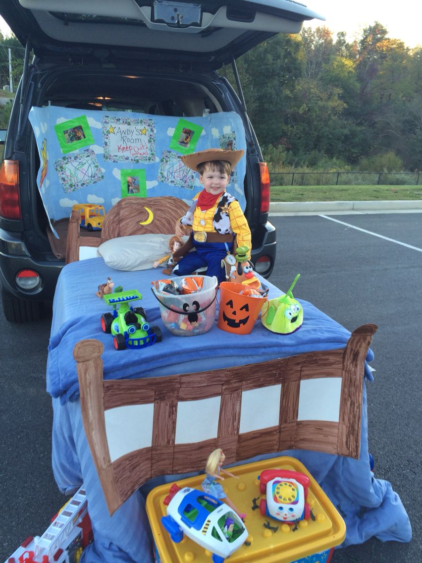 2019 Trunk Or Treat Ideas Toy Story Trunk or Treat | Activities | Toy story halloween