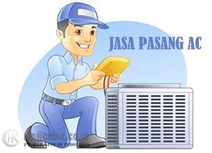Jasa Pasang Ac Pramuka Pondok Pelayan