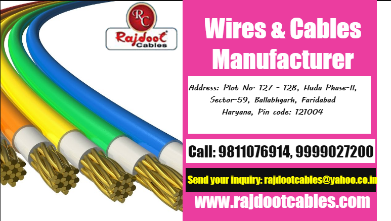 Wires Cables Manufacturer In Haryana India House Wiring Home Safety Tips Sheathing