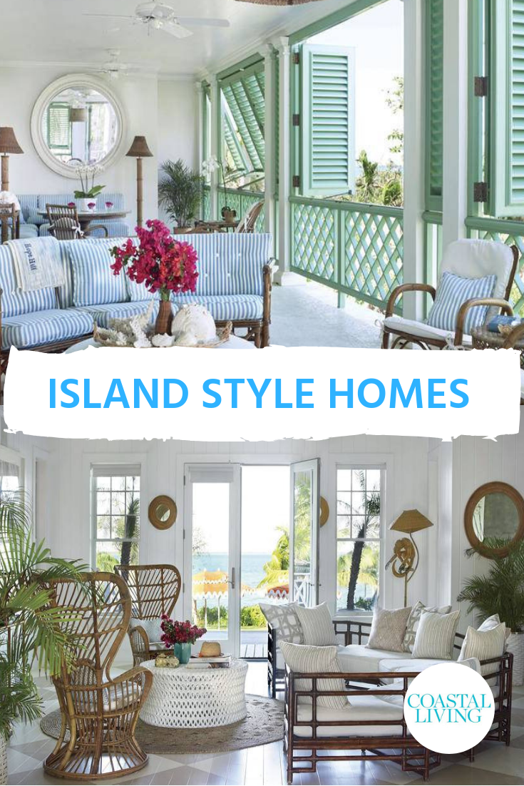 How To Decorate With Island Style According To An Expert Condo Living Condo Living Room Dream Rooms