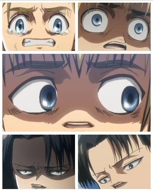 Wer Braucht Schon Nasen D Attackontitans Anime Manga Nase Attack On Titan Anime Attack On Titan Funny Anime Funny