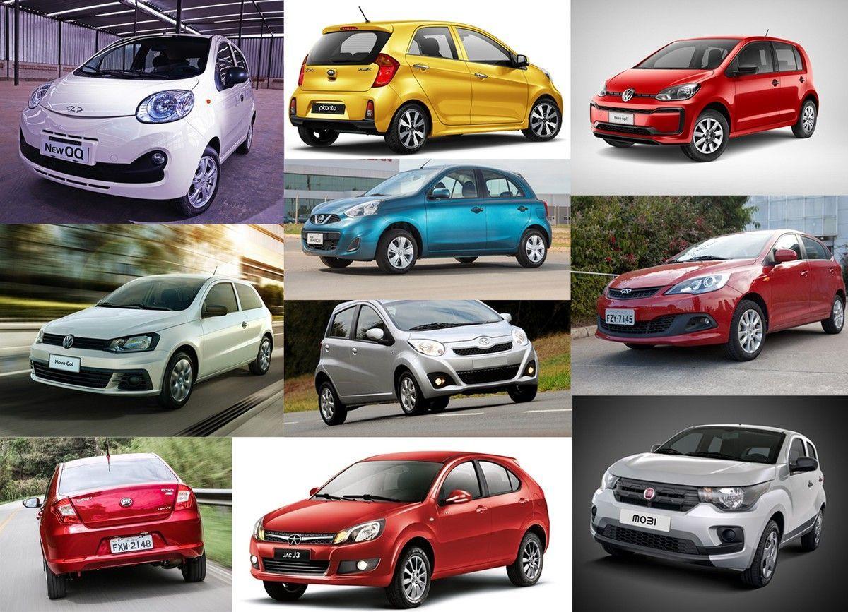 6 Carros Mais Economicos De 2019 Gasolina E Etanol Carros