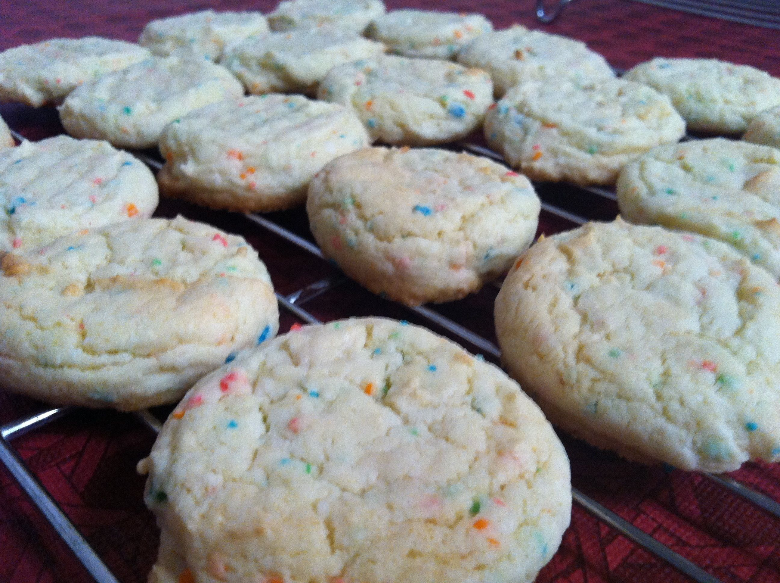 Cake Mix Cookies Cake Mix Cookies Cake Mixes And Cake Batter Dip