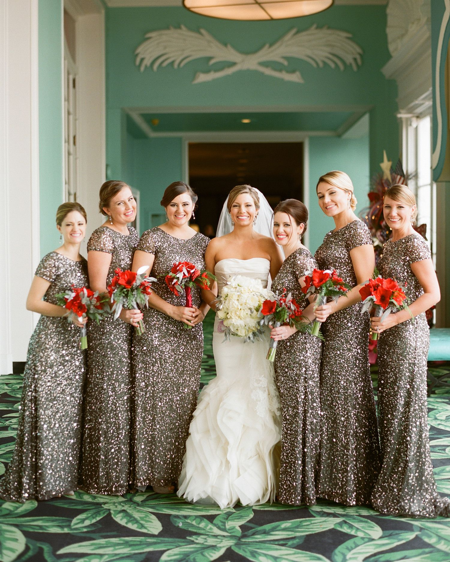 22 Winter Wedding Color Palettes That Aren T Just Red And Green