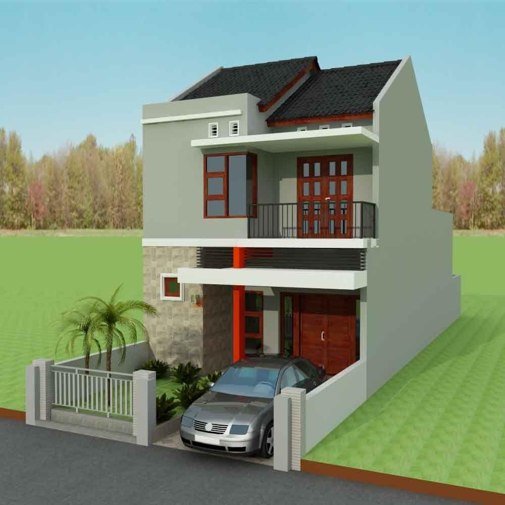 Contoh Rumah Minimalis Type 36 2 Lantai Check More At Http