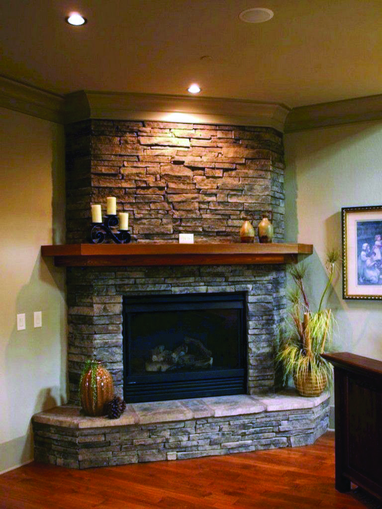 Modern And Traditional Stunning Corner Fireplace Ideas Remodel