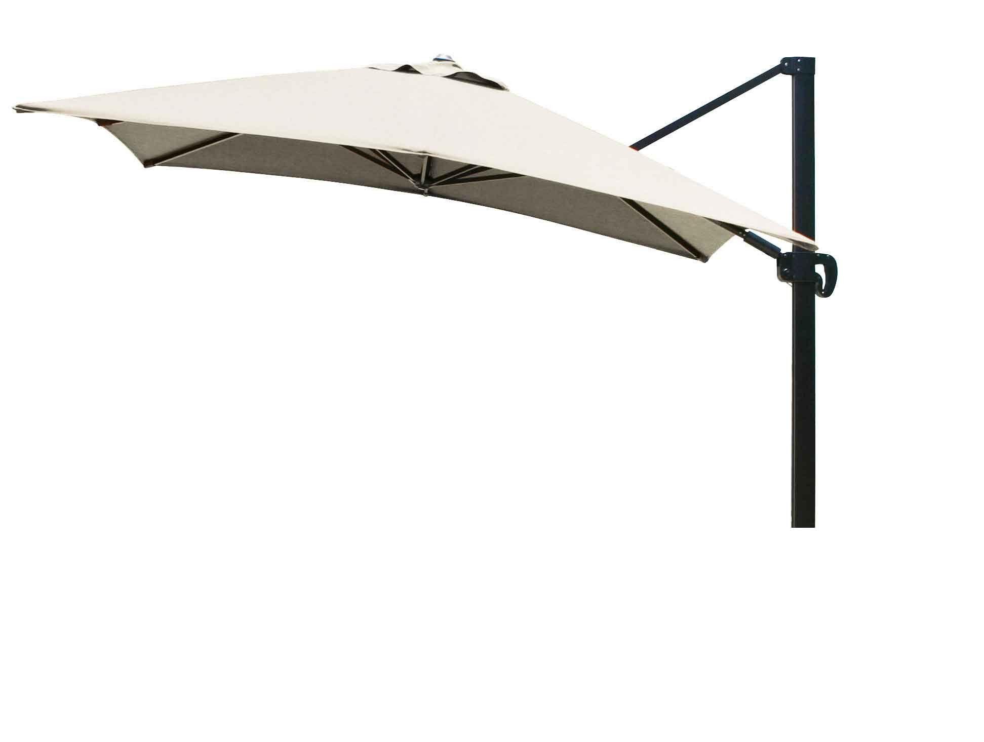 CALI338 Cantilever Square Umbrella