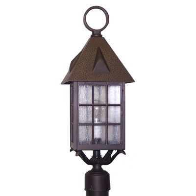 Charlton Home Flannigan Lantern Head Lamp Post Lights Lanterns Bulb