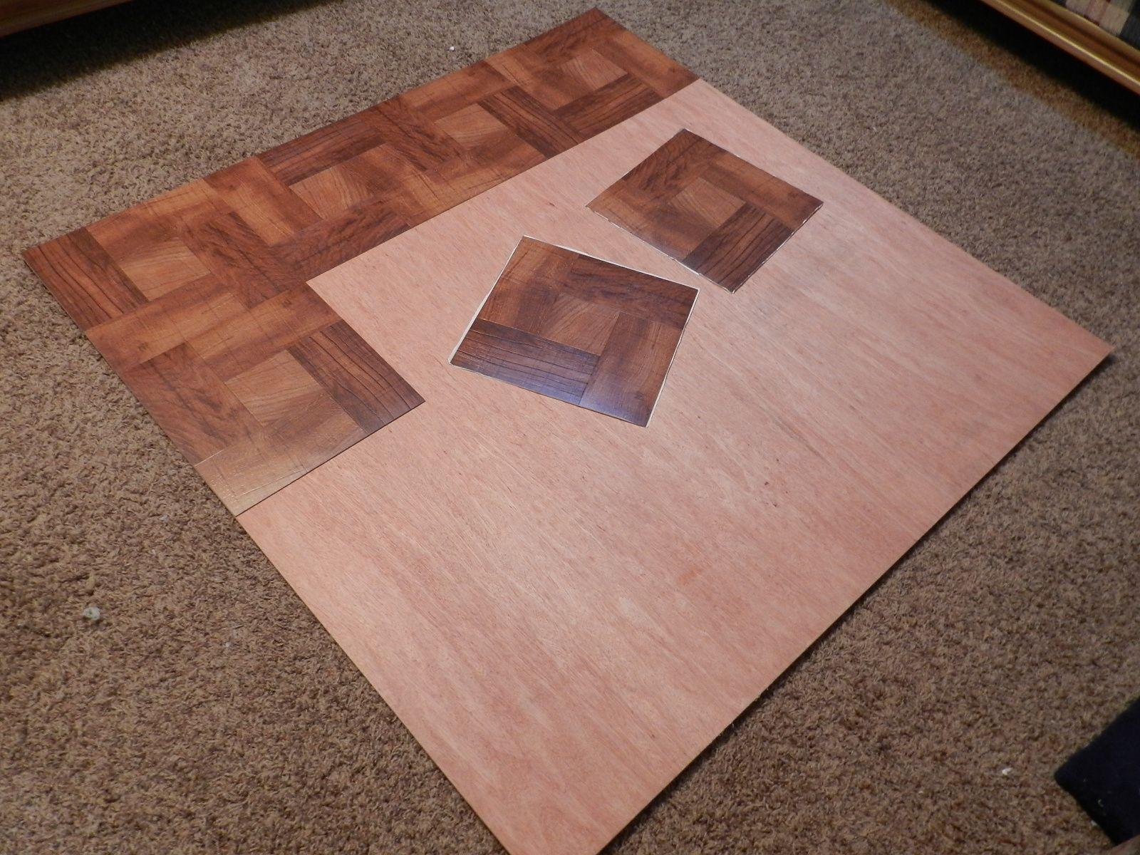 DIY home office chair mat... Chair mats, Desk chair mat