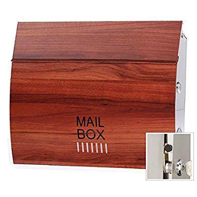 Amazon Leon 郵便ポスト Mail Box デザイナーズ ポスト Mb4801