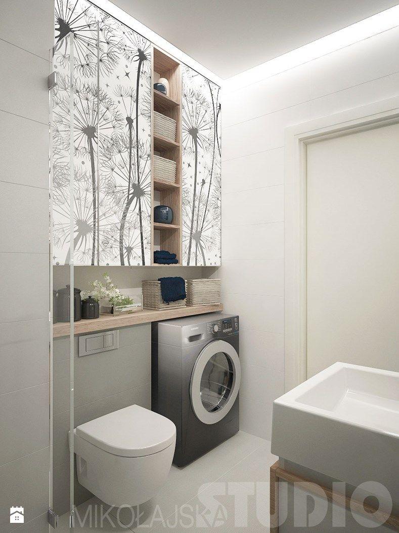 Elegant Bathroom Laundry Room Designs