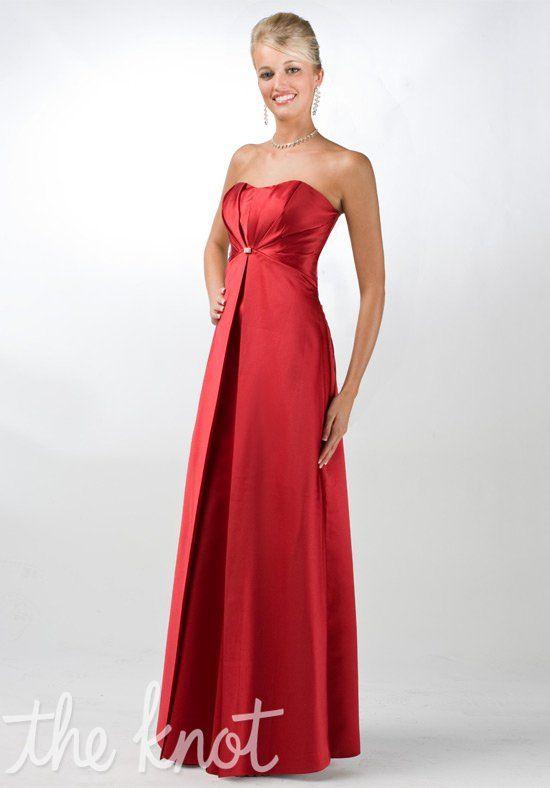 Platinum Bridesmaid Dresses DaVinci