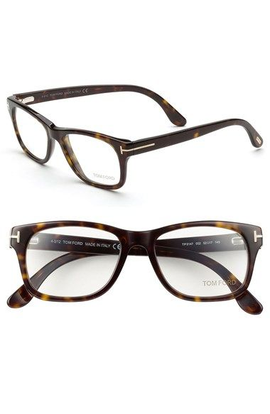 f7e29e9962a Tom Ford 52mm Optical Glasses (Online Only) available at  Nordstrom ...