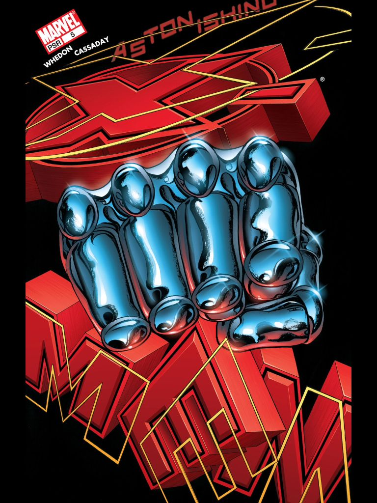 Astonishing X-Men Vol. 3 Issue 5 (2004)