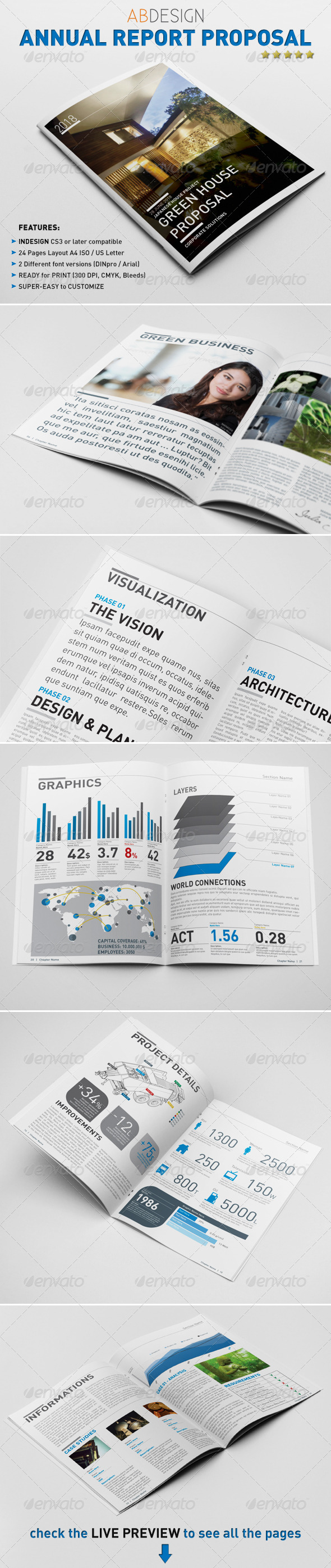 Product Sales Proposal Template Annual Report Proposal Template  Proposal Templates Annual Reports .