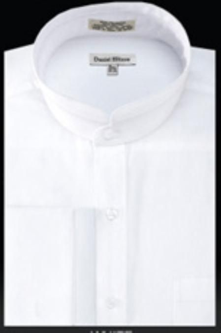 29++ Mens band collar dress shirts ideas