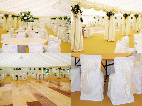 A Marquee For All Seasons Wedding Decorationspring