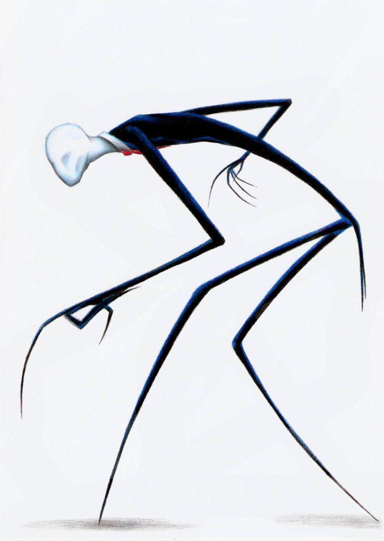 Cool Slender Man :D
