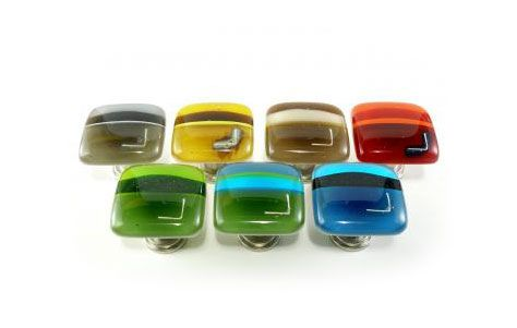 Colorful Kitchen Knobs | Knobs U0026 Pulls. Designed And Manufactured By  GlassFancy.
