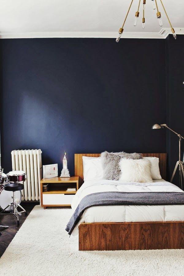 Lieblich Cool Chic Style Fashion. Cool Chic Style Fashion Altbau Schlafzimmer,  Wandfarbe Schlafzimmer, Schlafzimmer Einrichten ...