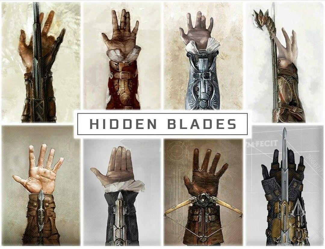 Hidden Blades