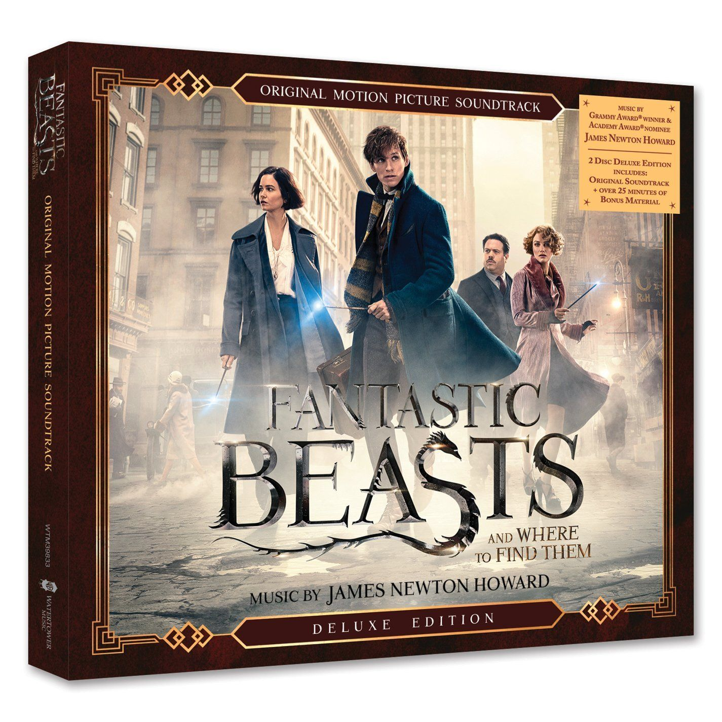 Fantastic Beasts And Where To Find Them: Original Soundtrack