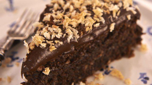 Rachel Allen Gluten Free Chocolate And Coconut Cake
