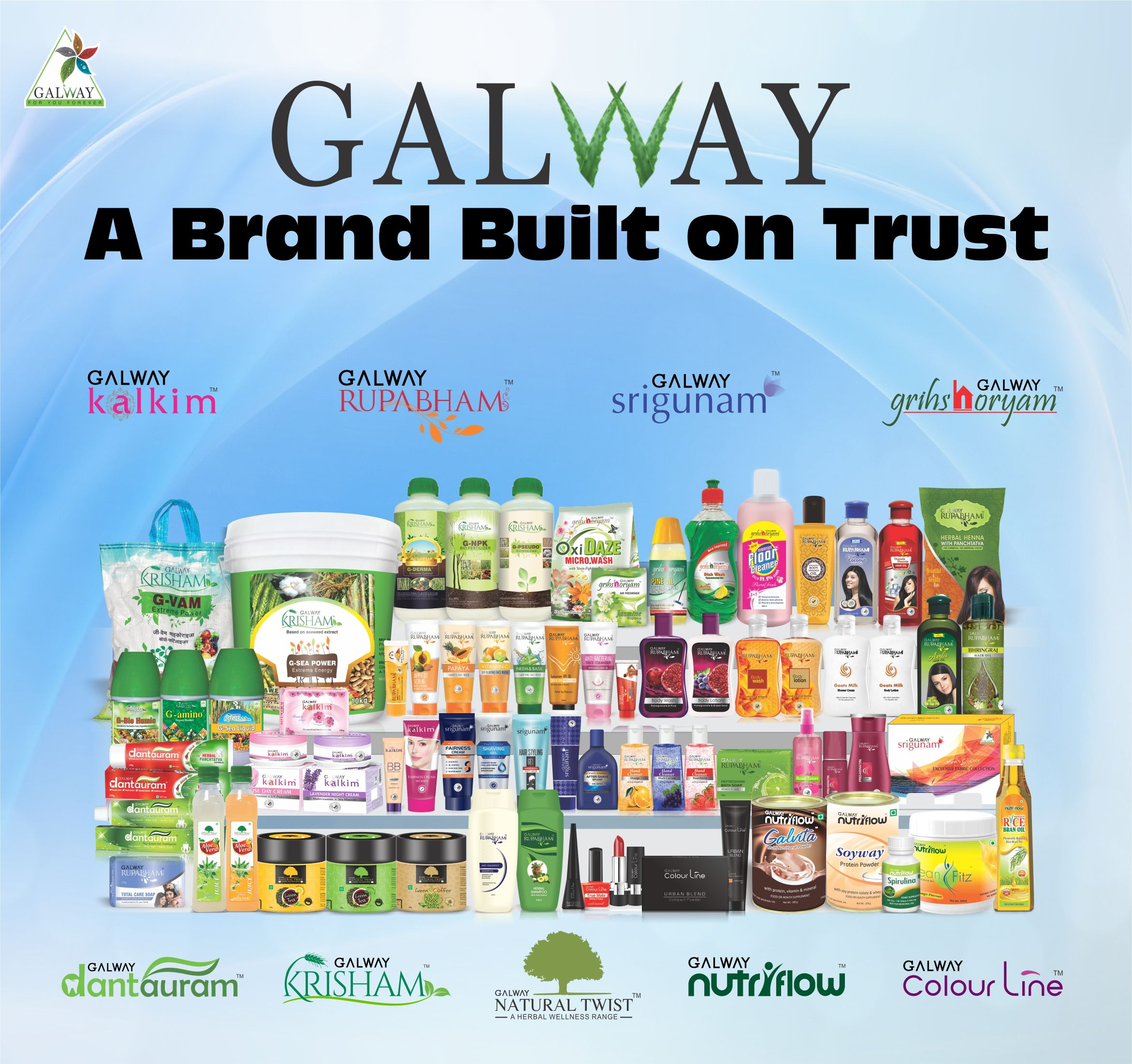 Galway symbolising purity trust and value