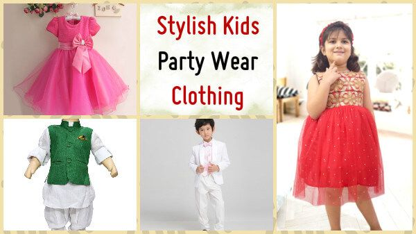 dress party children