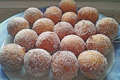 Quarkbällchen (Rezept mit Bild) von sihe1 | Chefkoch.de #octoberfestfood
